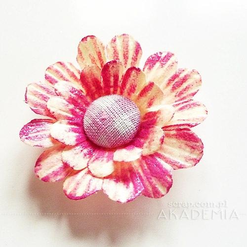 kurs na kwiatek Brises 6