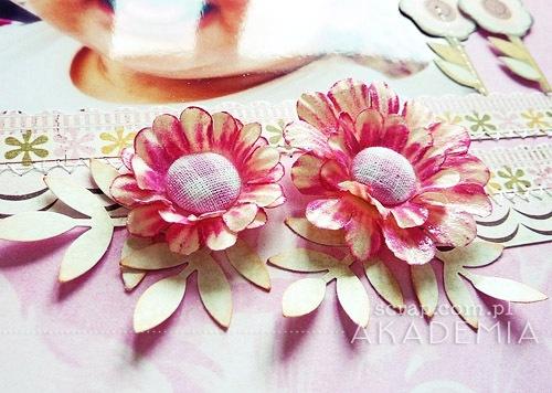 kurs na kwiatek Brises 7