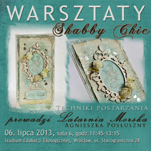 warsztaty_SHABBY_CHIC_Latarnia_Morska